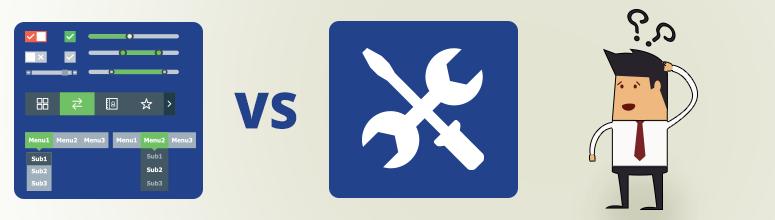 templates-vs-custom