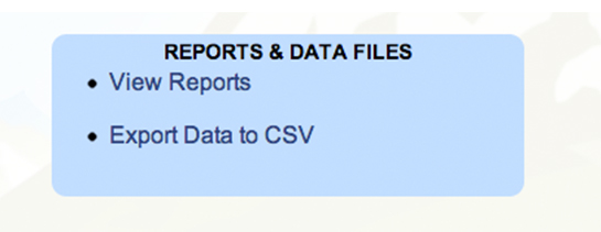 CSV Export - Knowledge Guru