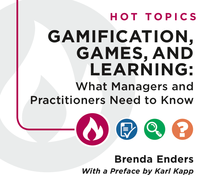 eLearning Guild Gamification Report