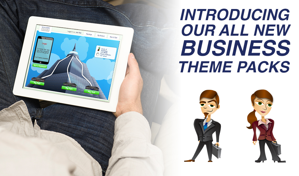 Business Theme Packs - Knowledge Guru