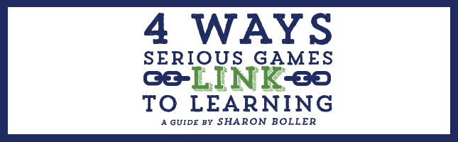 4 Ways Serious Games Link to Learning
