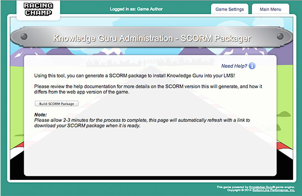 Surprise! Knowledge Guru Summer Release Adds SCORM, Security
