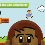 Less Tell; More Games and Gamification